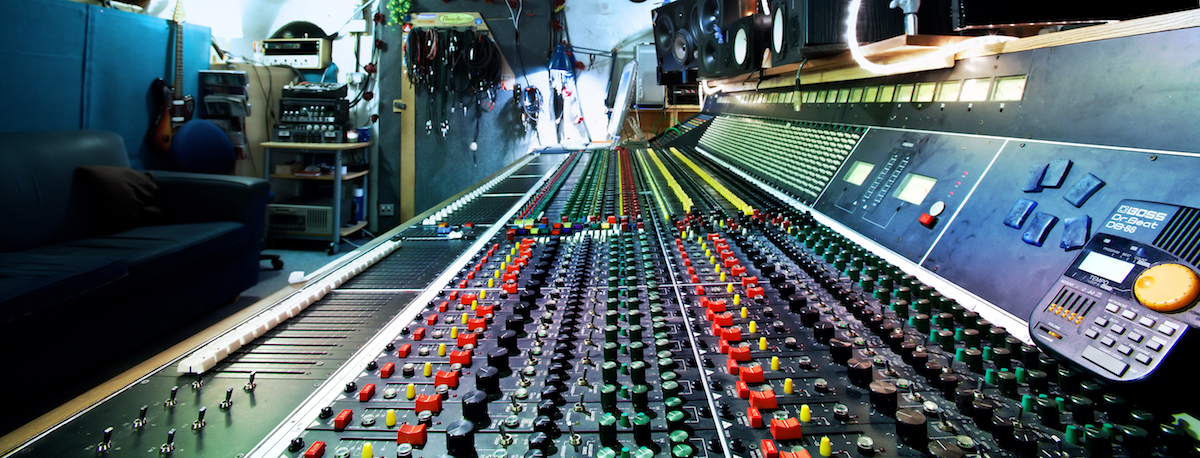 Audio Mixing Engineer Online